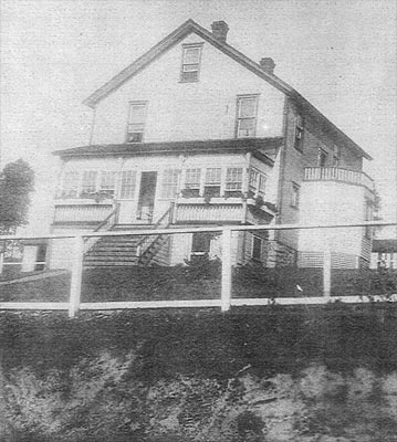 The Original Superintendent's Home (1905-1909)