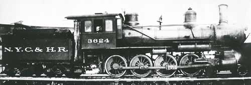 "A typical ""2-8-0"" coal engine"