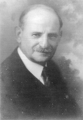 T.R. Johns, Superintendent of Heilwood  (1915-25; 1928-30)