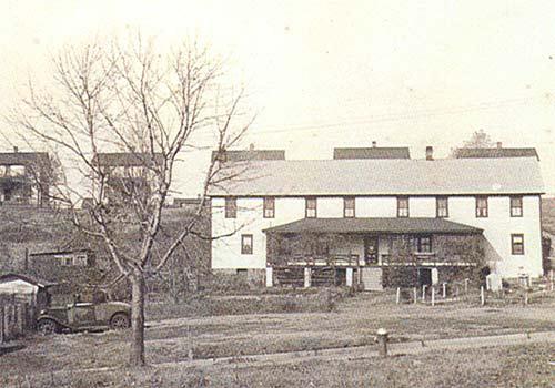 Boarding House #1 (circa 1940)