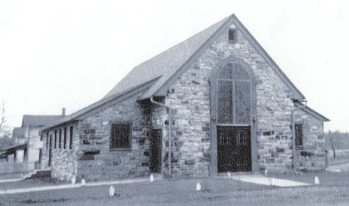 "The ""new"" stone Catholic Church (1937-present)"