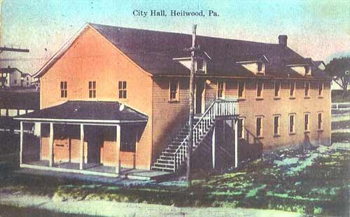 The Heilwood Town Hall