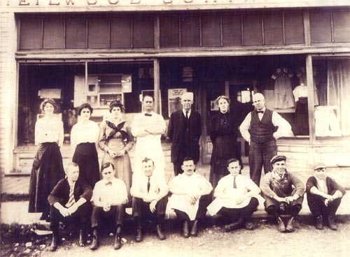Staff of the Heilwood Company Store