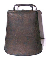 Cowbell used in Heilwood