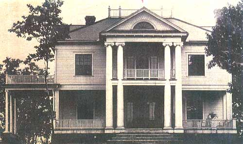 The Home Harry Dowler Had Built, circa 1910