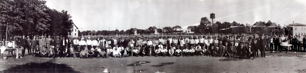 First Aid Meet in Heilwood (date unknown) (click to enlarge)