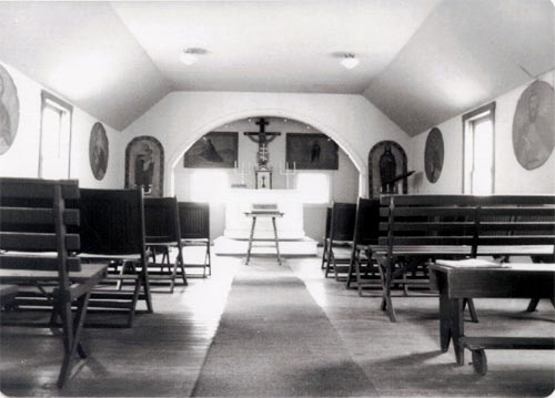 Greek Catholic Church interior