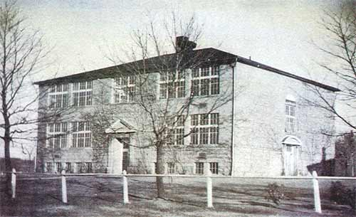 Heilwood High School, circa 1939