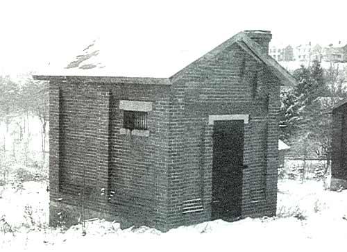 The Jail, circa 1963