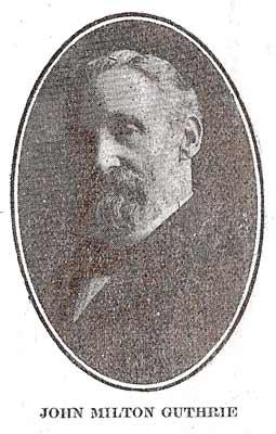 John Milton Guthrie (1833-1918)