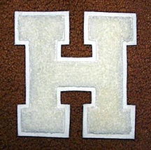 Heilwood High School Athletic Letter