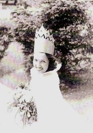 1943 May Queen Avonel King