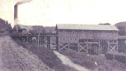 Power Plant, No. 1 Mine, Possum Glory Coal & Coke Co.