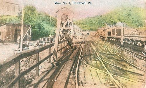 Penn Mary #1 Mine Complex (1905-1928)