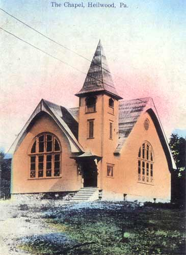 The Heilwood Presbyterian Church (1907-present)