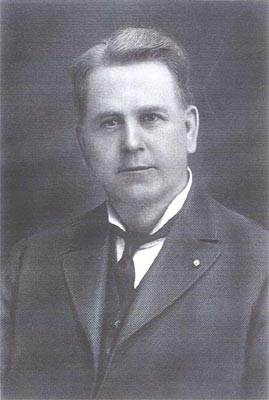 Dr. Ralph McHenry (1869-1915), Heilwood's First Physician (1905-1914)