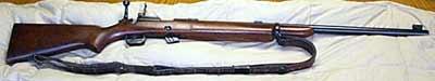 A Heilwood Match Rifle