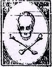 Black Hand skull