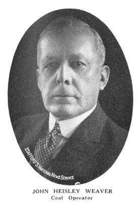 John Heisley Weaver