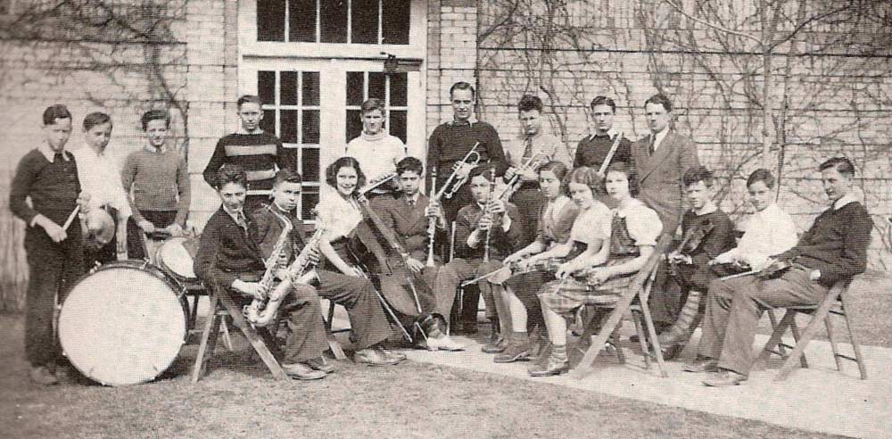 1939 PTHS School Orchestra