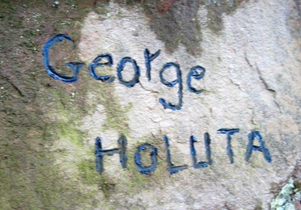 George Holuta (variation)