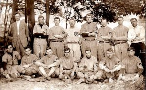 Heilwood baseball team, 1913
