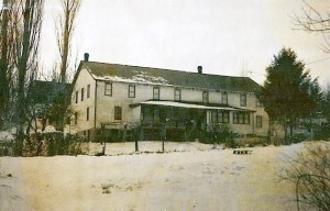 Heilwood Boarding House, January 1963