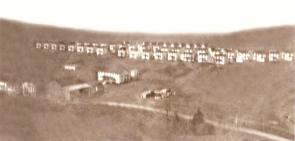 The earliest known photo of Heilwood (circa 1906)