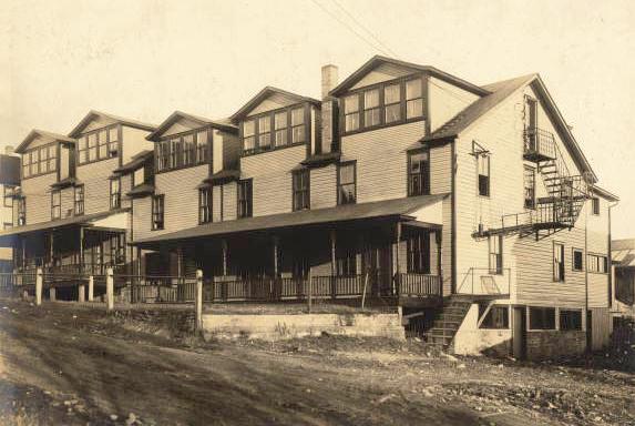 Heilwood Inn, circa 1910