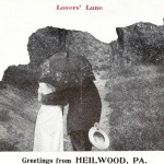 Heilwood Postcard: Lovers' Lane