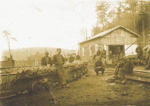 Penn Mary #7 Mine (circa 1914)