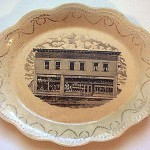 Heilwood Company Store platter