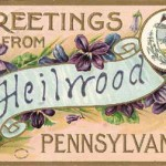 1910 Heilwood postcard