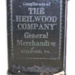 Heilwood Company Match Safe