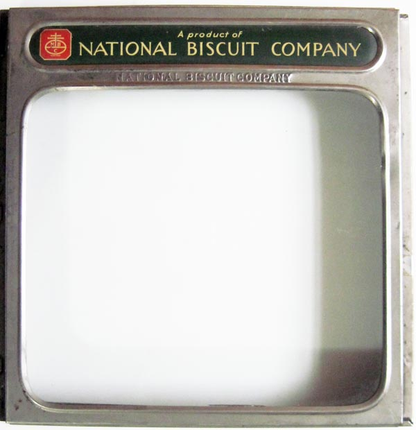 National Biscuit Company lid