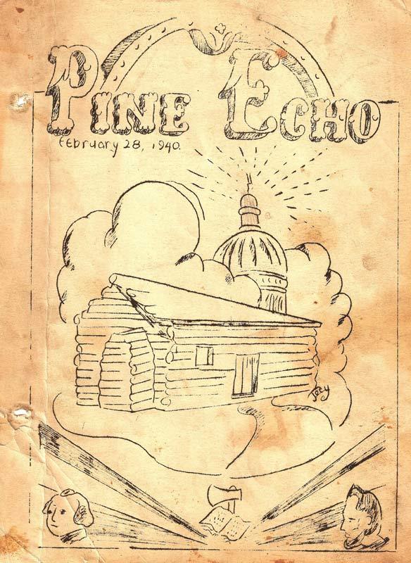 Pine Echo (February 1940)