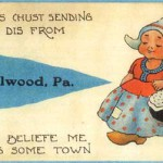 """German"" Heilwood postcard"