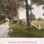 Heilwood postcard, circa 1910