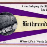Heilwood postcard