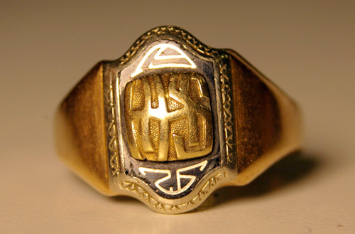 1926 class ring