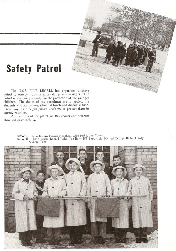 1948 Safety Patrol