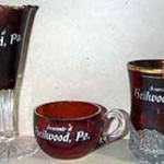 Heilwood Souvenir Glass